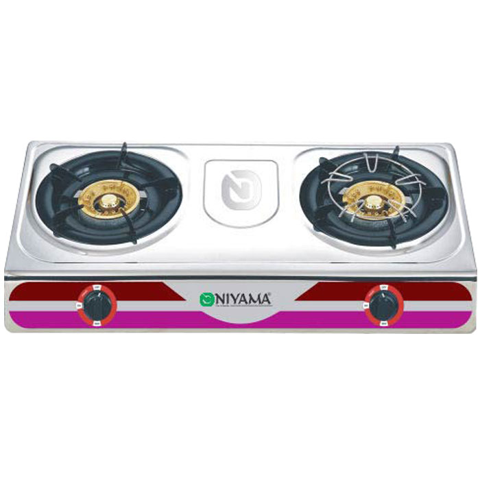 NGS-202 Double Burner
