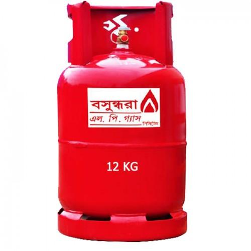 Bashundhara LP Gas - 12kg