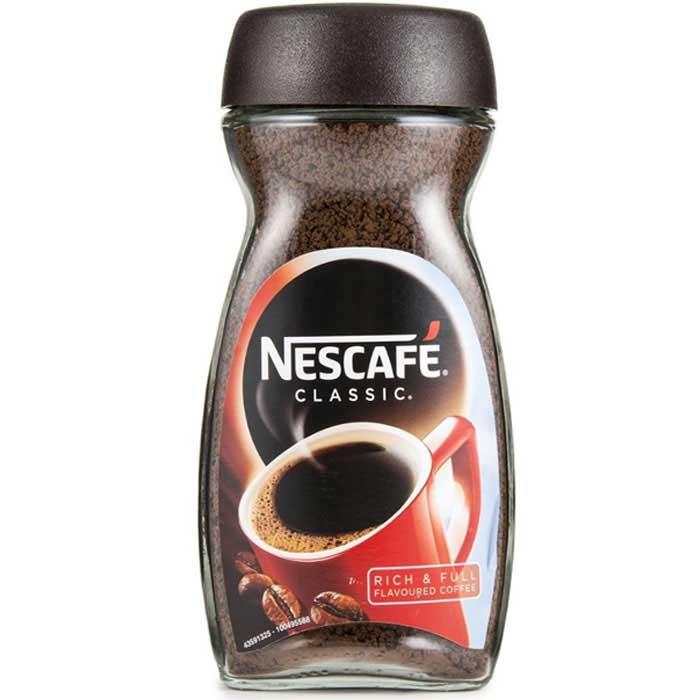 Nestlé Nescafé Classic Instant Coffee Jar 200gm