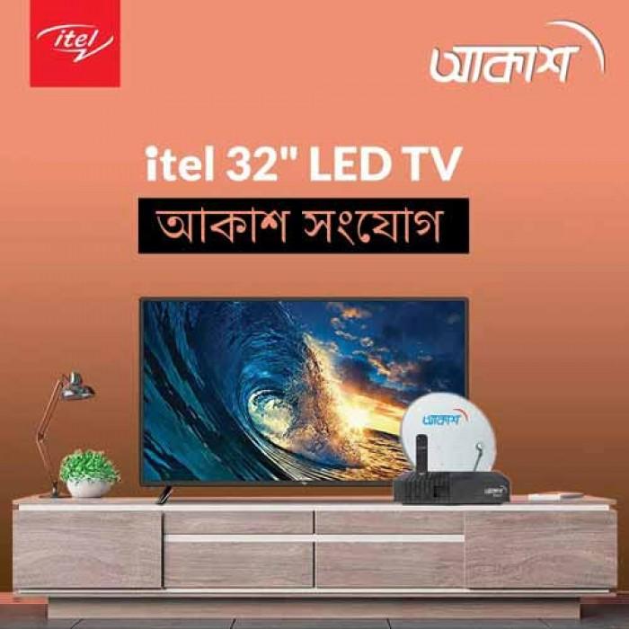 itel TV with Akash Basic